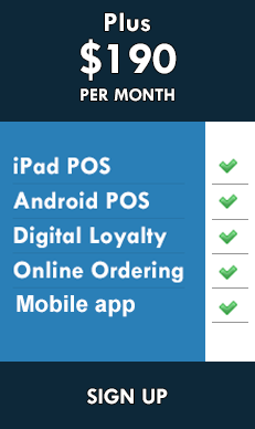 Plus Package Web and App deal for 190 per month
